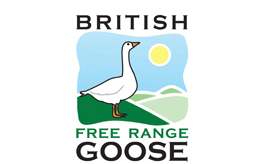British Free Range Goose from Shrewsbury Shropshire